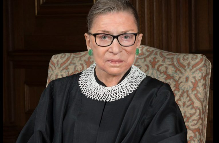 Ruth Bader Ginsburg: On the basis of sex
